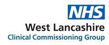 West Lancs CCG logo